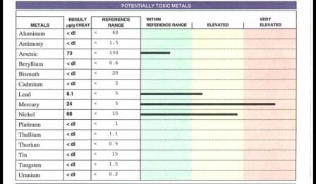 UrineToxicMetals