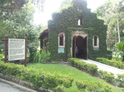 st Augustine shrine - 36