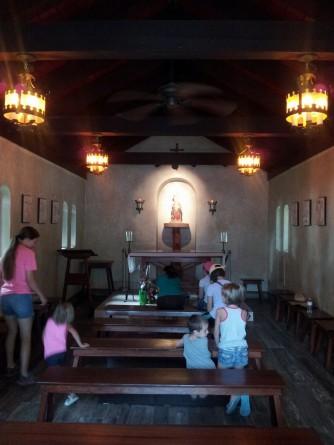 st Augustine shrine - 38